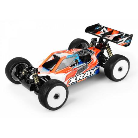 XRAY XB8 2019 1/8 Nitro Buggy