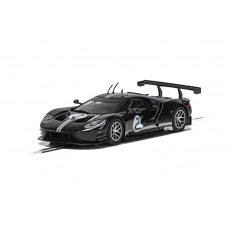 FORD GT GTE BLACK NO2 - HERITAGE EDITION