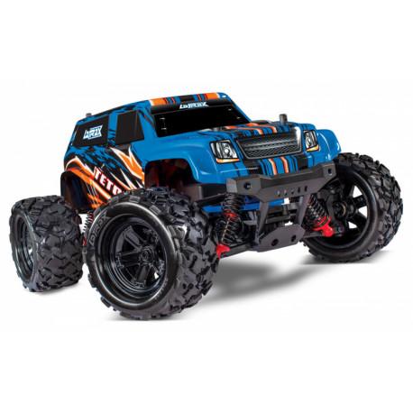 Teton 1/18 4WD RTR LaTrax Blå-X med Batt/Laddare