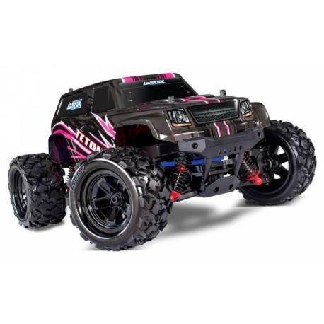 Teton 1/18 4WD RTR LaTrax Rosa med Batt/Laddare