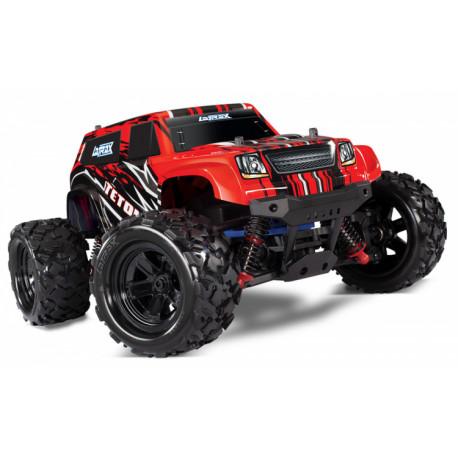 Teton 1/18 4WD RTR LaTrax Röd-X med Batt/Laddare