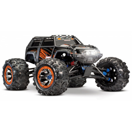 Summit 4WD 1/10 RTR TQi LED Orange X - Utan Batt/Laddare