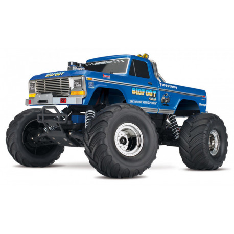 Traxxas BIGFOOT No.1 Monster Truck 1/10 RTR Blå