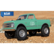 AXIAL 1/24 SCX24 1967 Chevrolet C10 4WD Truck RTR, Green