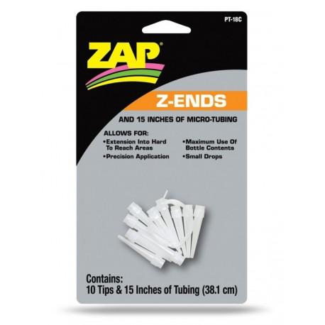ZAP Doseringspetsar (10)*