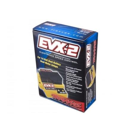 Fartreglage EVX-2 Vattenskyddat (7,2-16,8V) Ej Li-Po SALE