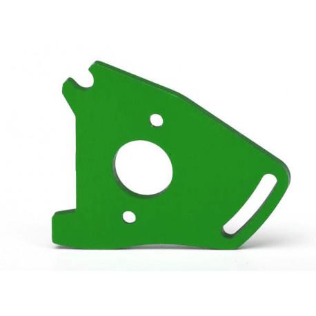 Motorplatta Grön