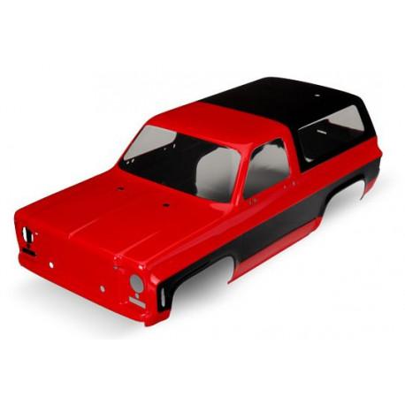 Kaross Chevy Blazer Röd