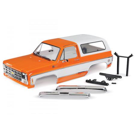 Kaross Chevy Blazer Orange Komplett