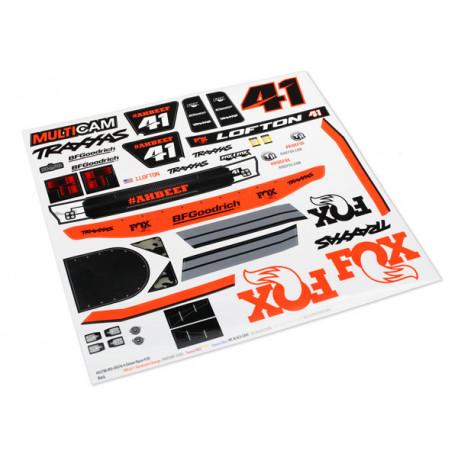 Dekalark Unlimited Desert Racer Fox Edition