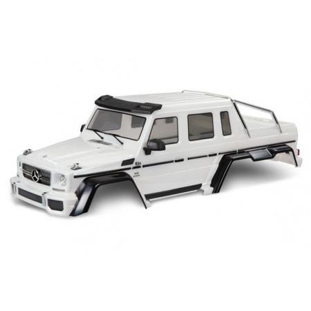 Kaross Mercedes G 63 TRX-6 Vit