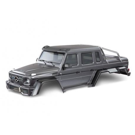 Kaross Mercedes G 63 TRX-6 Matt Silver
