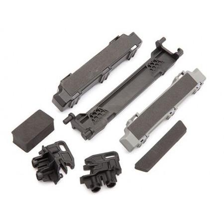 Batterihållare med Fästen och Distans Set Maxx