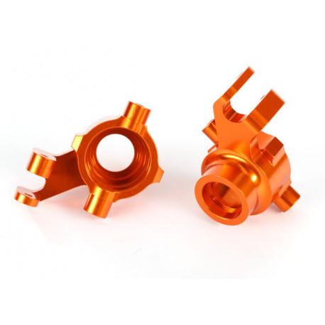 Styrspindel Alu Orange (Par) Maxx