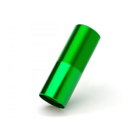 Stötdämparhus Alu Grön GT-Maxx
