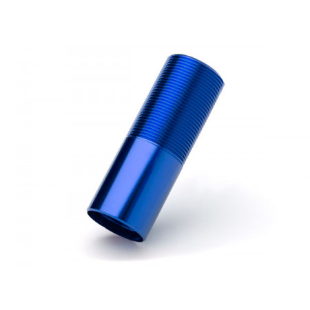 Stötdämparhus Alu Blå GT-Maxx