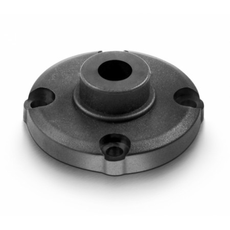COMPOSITE GEAR DIFFERENTIAL COVER - LCG - GRAPHITE