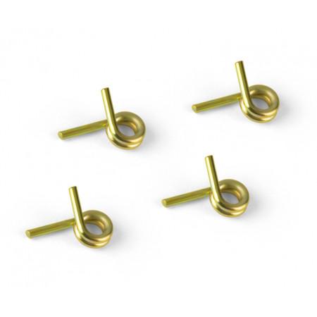 Kopplingsfjäder Guld Mjuk till 4-beläggs koppling (4)