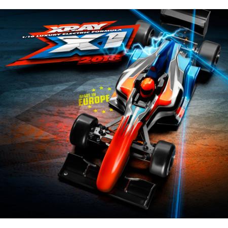 XRAY X1 2019 Spec 1/10 Formel-1*