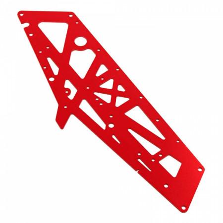 TVP Ram Aluminium Röd