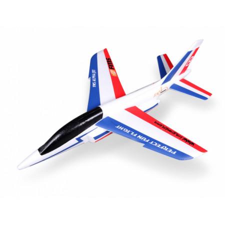 Alpha Jet Handkastar Segelflyg FMS