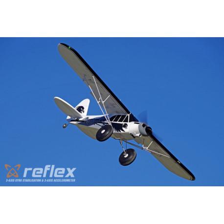 PA-18 Super Cub 1700mm Reflex-Gyro PNP