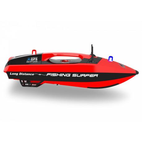 Fishing Surfer Betesbåt Radiostyrd med GPS
