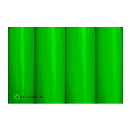 Oracover 2m Fluor. grön