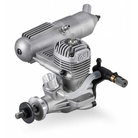 MAX-15LA-S 2.49cc 2-Takts Motor med Ljuddämpare C/L