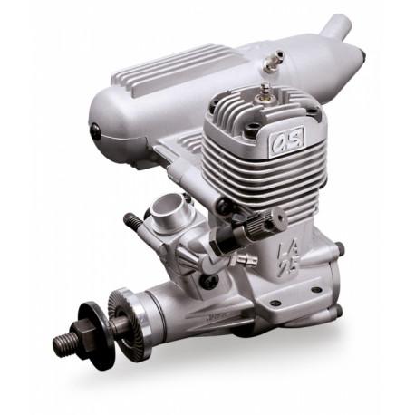 MAX-25LA II 4.07cc 2-Takts Motor med Ljuddämpare