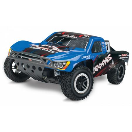 Nitro Slash 2WD TQi RTR TSM Blå