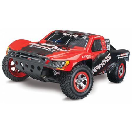 Nitro Slash 2WD TQi RTR TSM Röd
