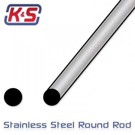 Rostfri Tråd 1/2''(12.7x300mm) (2)*
