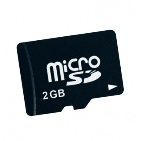 Micro SD kort 2GB Hubsan H107C