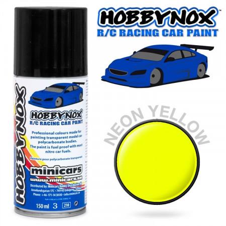 Neon Gul R/C Racing Car Spray Färg 150 ml