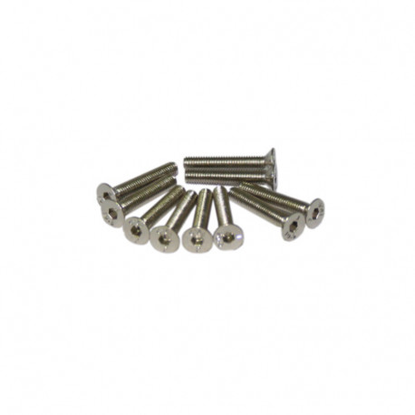 M3x18mm FLAT HEAD SCREWS (10pcs.)