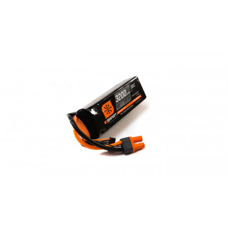 22.2V 3200mAh 6S 30C Smart LiPo Battery: IC5