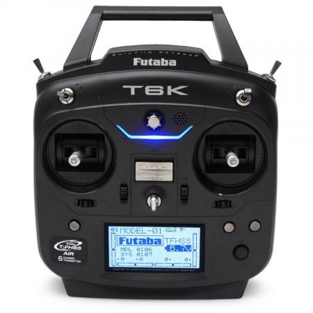 Futaba T6K-V2 radio T-FHSS R3006SB