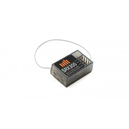 SRX300 FHSS 3-Channel Receiver