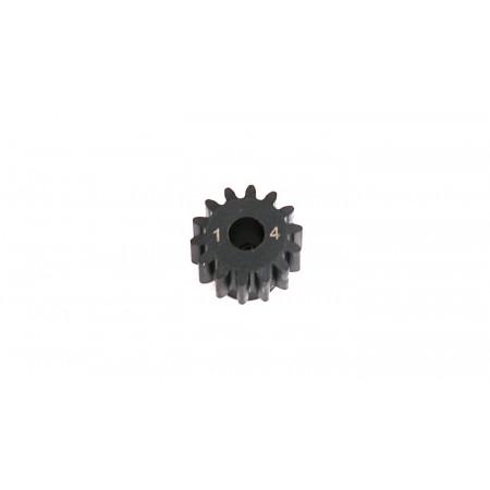 1.0 Module Pitch Pinion, 14T: 8E,SCTE