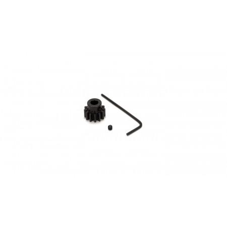1.0 Module Pitch Pinion, 13T: 8E,SCTE
