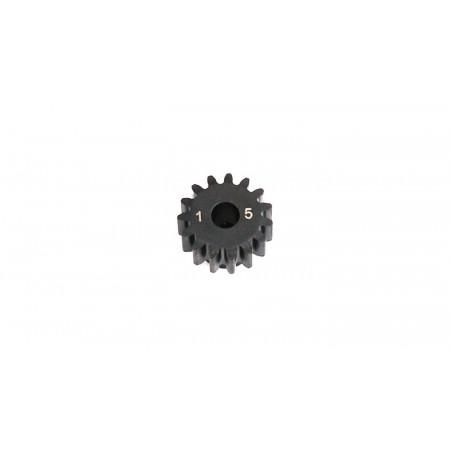 1.0 Module Pitch Pinion, 15T: 8E,SCTE