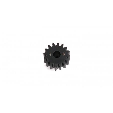 1.0 Module Pitch Pinion, 16T: 8E, SCTE