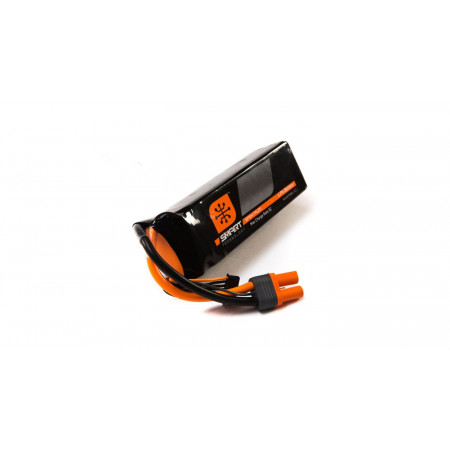 11.1V 2200mAh 3S 30C Smart LiPo Battery: IC3