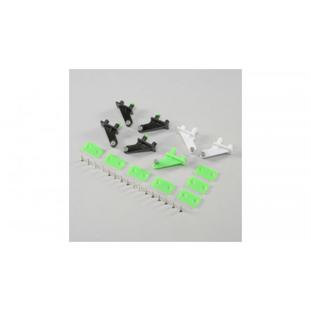 Control Horn Set: HAVOC 80mm Sport EDF