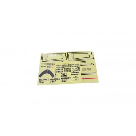 Decal Sheet: EC-1500