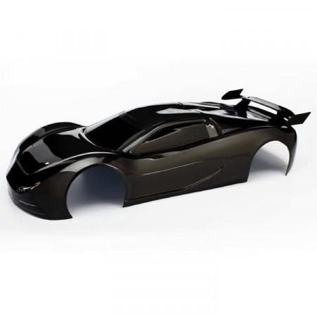 Kaross Traxxas XO-1 svart