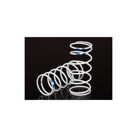 Stötdämparfjäder Vit (GTR Long) (0.892 blå) (2)