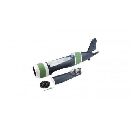 Fuselage with Hatch: F4U-4 1.2m