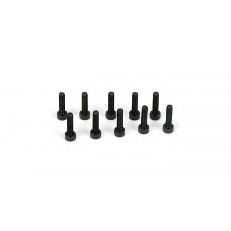 Cap Head Screws, M3 x 12mm (10)